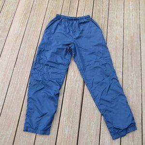 Men's Nike lined windbreaker pants size small